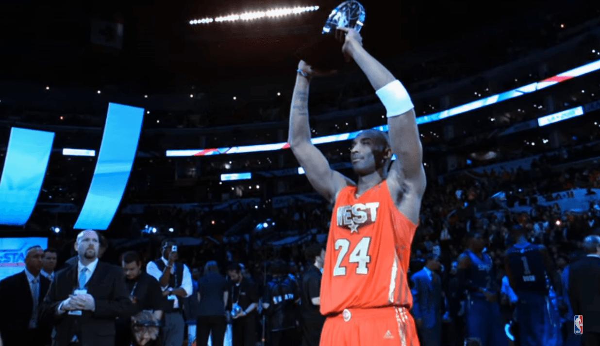 El All-Star NBA de 2018, en Los Angeles: Kobe fue MVP la última vez que se jugó allí (Vídeo)