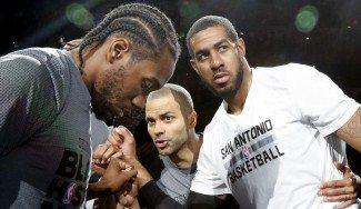 Kawhi: «Lo haré todo por vosotros, compañeros, pero no por los Spurs»