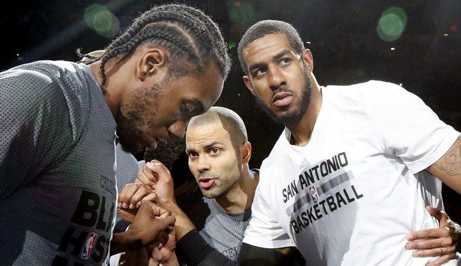 Leonard y Aldridge guían a los Spurs: 0-12 en los tres últimos minutos en New Orleans (Vid)