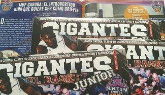 Talentos precoces: las estrellas de la Minicopa, descubiertas en Gigantes Junior