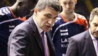 Perasovic confirma que el Baskonia no le deja dirigir a Croacia en el preolímpico: «Yo quería»