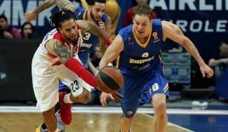 Favor de Dusko Ivanovic: la paliza del Khimki al Olympiacos clasifica al Baskonia sin jugar