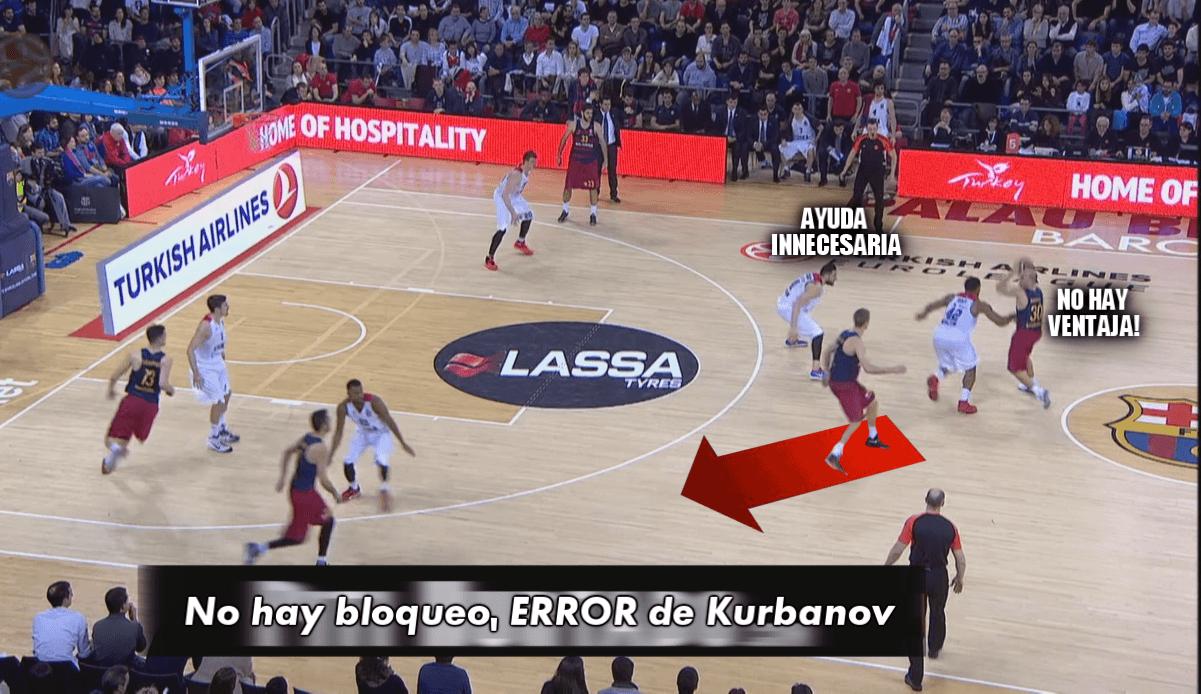 Piti Hurtado analiza el increíble final: qué hizo mal el CSKA y qué hizo bien el Barça (Vídeo)