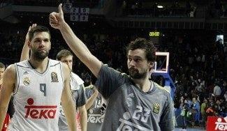 """Sergio Llull, ante la visita del líder CSKA: """"Mientras ganemos, no importa si sufrimos"""""""
