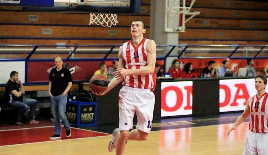 ¿Mates o triples? Borisa Simanic, MVP del ANGT de Belgrado, da para todo (Vídeo)