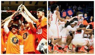 Syracuse hace historia: sus dos equipos, por 1ª vez en F4. ¿Quién consiguió el último doblete?