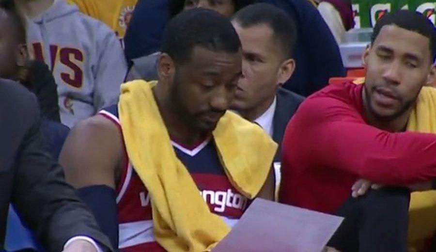 Los Cavs se vengan de los Wizards cinco días después. Wall, incrédulo (Vídeo)