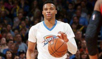 Sobrado: Westbrook, 12º triple-doble del curso. ¡Casi lo hace en la primera mitad!