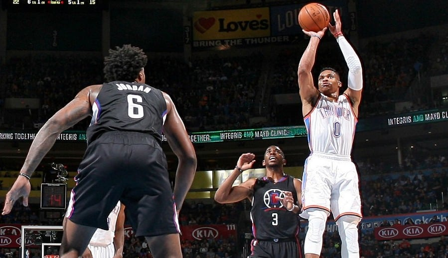 Los Thunder dedican la victoria a los Clippers a Waiters por el homicidio de su hermano