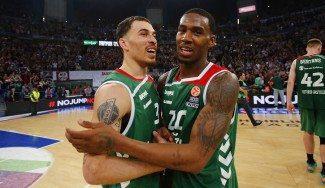 Los bases del Baskonia, a prueba en la NBA: Adams con los Spurs y James con los Wolves