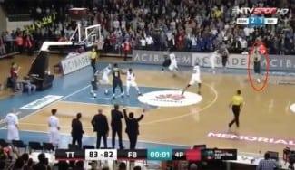 ¡Lo vuelve a hacer! Bogdan Bogdanovic, a lo Curry para ganar sobre la bocina (Vídeo)