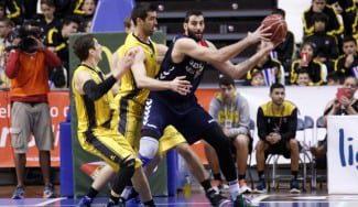 """Perasovic: """"El arbitraje a Bourousis no es el mismo en Euroliga que en ACB. No se le respeta"""""""