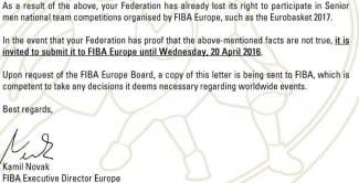 FIBA Europa deja a Eslovenia sin Eurobasket por unirse a la Eurocup. Y no será la única…