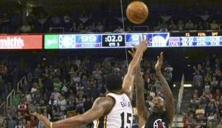 Jamal Crawford silencia Salt Lake City: 30 puntos y triple ganador para los Clippers (Vídeo)