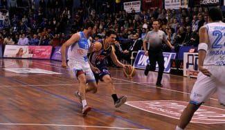 Vuelve a la ACB. Dani Pérez refuerza al Canarias tras conseguir el ascenso con el Palencia
