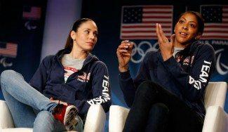 Sin Candace Parker pero con 9 números 1 del draft WNBA: la lista de USA para los Juegos