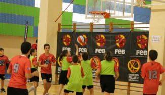 Espectacular: comenzó el JR NBA-FEB en Madrid. La primera vuelta, ¡terminada!