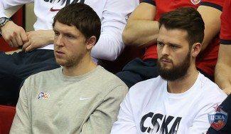 Freeland no estará en la F4 con el CSKA: se pierde lo que queda de curso por lesión