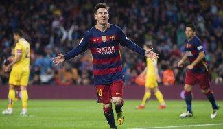Messi le manda un regalo a Curry por sus 10 millones de seguidores en Instagram (Vídeo)
