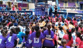 Pistoletazo en el Pisuerga: la liga JR.NBA-FEB comienza en Valladolid con 400 jugadores