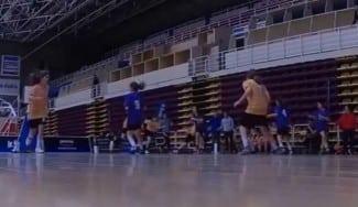 Desde todos los ángulos: ¡revive el espectáculo del JR.NBA-FEB con los jugadores! (Vídeo)