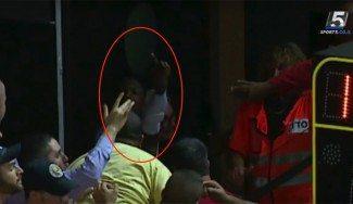 Canastones y peinetas. Nate Robinson la lía dentro y fuera de la pista en Israel (Vídeos)