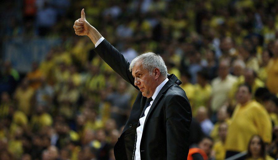 """Obradovic no escatima en halagos al Real Madrid: """"Hoy, en 'playoffs', Final Four…"""""""