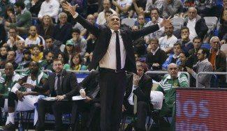 El Panathinaikos explota de nuevo: despide a su entrenador en noviembre