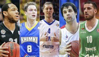 Colom, entre los 5 candidatos a mejor sexto hombre de la VTB. Lucha con Teodosic y Koponen