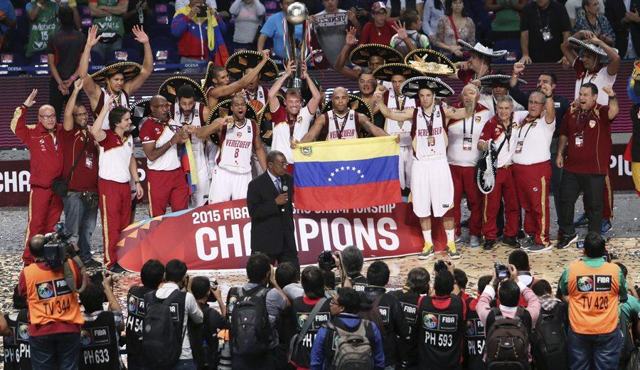 La sorprendente Venezuela calienta motores para los Juegos: 'Juntos somos más' (Vídeo)