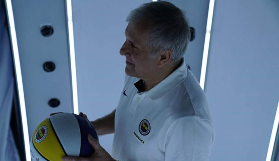 El Fenerbahçe, en 3D: los jugadores y Zeljko posan para crear sus propias las figuras (Fotos)