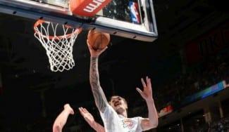 Westbrook pone el espectáculo, Durant los puntos… ¡y decide Adams! OKC gana a los Clippers B