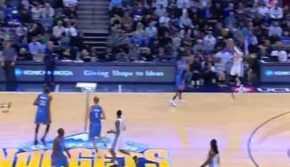 Westbrook iguala a Magic en triples-dobles y ve en 1ª fila la magia de Augustin (Vídeo)