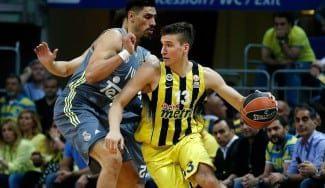 Casi sorprende al Fenerbahçe: Sloukas y Bogdanovic evitan la remontada del Madrid