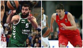 Pívot contra combo: Bourousis y De Colo, los MVP de la semana… ¿y de la temporada?