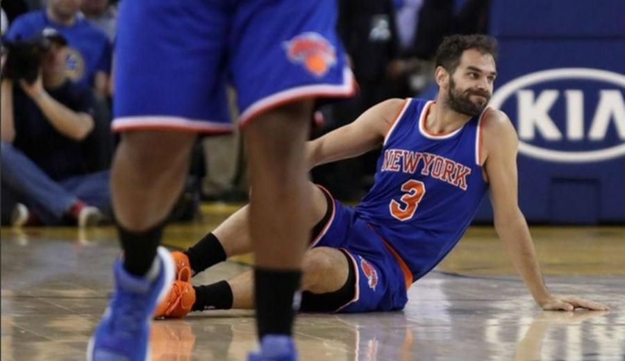 Calde, ¿adiós a la temporada? Porzingis tampoco juega en el triunfo ante los Nets (Vídeo)