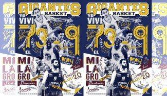 Ya a la venta la nueva Gigantes: Yo viví las 73 victorias de los Warriors… y el euromilagro del Baskonia
