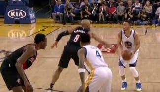 Los líderes no fallan: Cavs y Warriors vuelven a vencer. ¡Vaya duelo Curry-Lillard! (Vídeo)