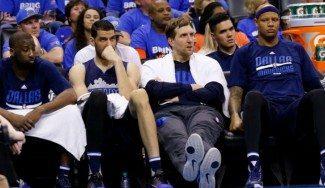 Muy fácil para Durant y Westbrook: OKC vence a los peores Mavs en unos playoffs (Vídeo)