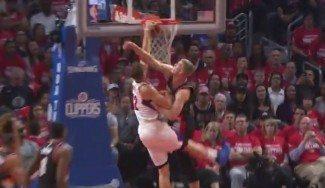Los Clippers hacen diabluras y abusan de Portland. ¡Espectáculo de Griffin y Jordan! (Vídeo)