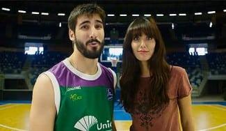 """Dani Diez nos muestra qué es el """"baloncesto al revés"""""""