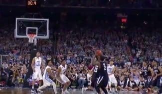 Villanova gana la NCAA 31 años después. ¡Jenkins hace historia sobre la bocina! (Vídeo)