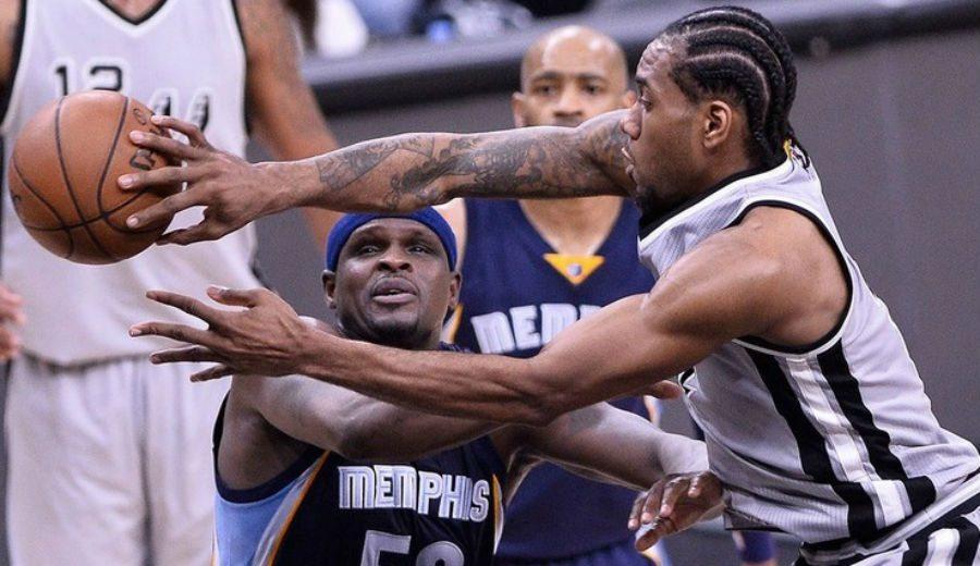 Otra exhibición defensiva de los Spurs para el 2-0. ¡Combinación West-Mills-Diaw! (Vídeo)