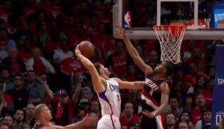 Asustan: los Clippers arrasan a los Blazers y Griffin regala un mate salvaje (Vídeo)