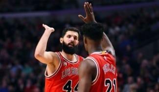 """Chicago salva el trámite sin Pau. Mirotic luce y Butler decide: """"No me gusta perder"""" (Vídeo)"""
