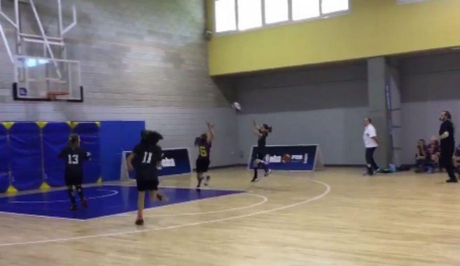 Pueden con Cavs y Bulls a la carrera: Cesara Augusto, representando a los Nets en la JR. NBA-FEB