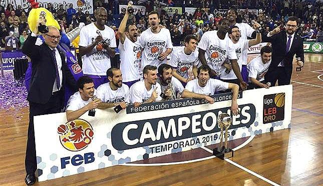 El Palencia gana al Ourense y se proclama campeón de la LEB Oro. ¿Subirá a la ACB?