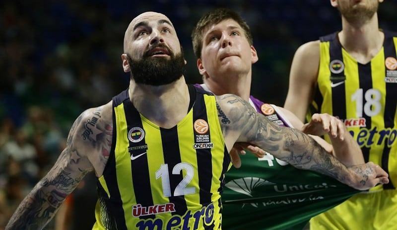 El Unicaja se despide de la Euroliga ganando al Fenerbahçe, rival del Madrid. Cooley se sale