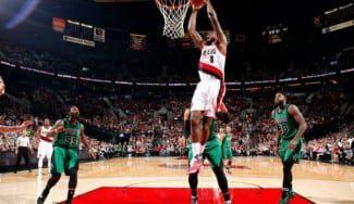 Duelos decisivos: Portland, casi en playoffs; Los Magic ponen en duda a los Pacers (Vídeo)