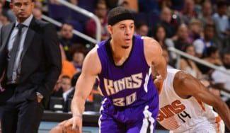 El otro Curry brilla en los Kings: números al nivel de Michael Jordan y espectáculo (Vídeo)